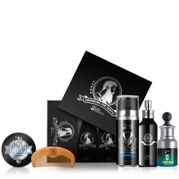 Product ערכה לזקן  - Elite Beard Grooming Kit Image