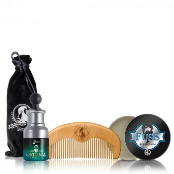 Product ערכה לעיצוב הזקן  – GENTLEMAN KIT Image